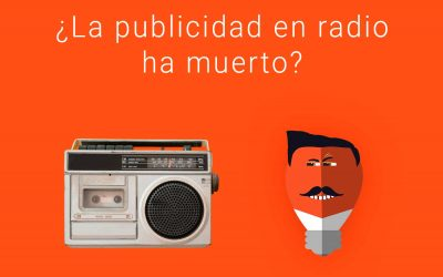 La publicidad en radio ha muerto(?)