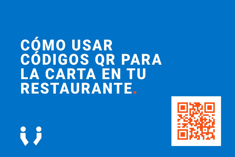 Códigos QR para tu restaurante