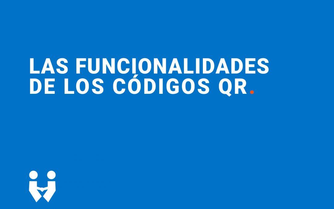 Las funcionalidades de los códigos QR